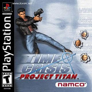 Free Download Games Time Crisis Project Titan ps1 iso Untuk Komputer Full Version Gratis Unduh Dijamin Work ZGASPC
