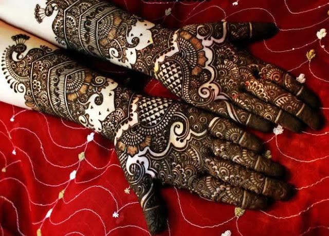 eid mehndi styles