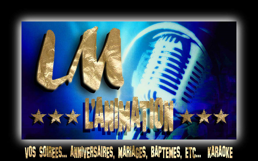 LM L'ANIMATION ET L'EVENEMENT: Site Internet