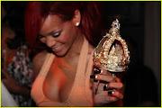Rihanna: Fotos de la celebración de su cumpleaños número 23