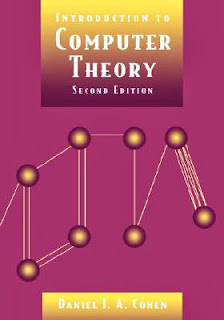 Introduction to Computer Theory by Daniel I.A Cohen