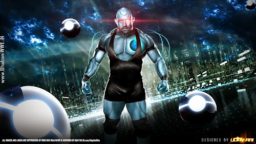 "Download Ryback ""Unlimited Energy Man"" HQ Wallpaper (By Uday Rai via iPOST), ryback wallpaper 2013"