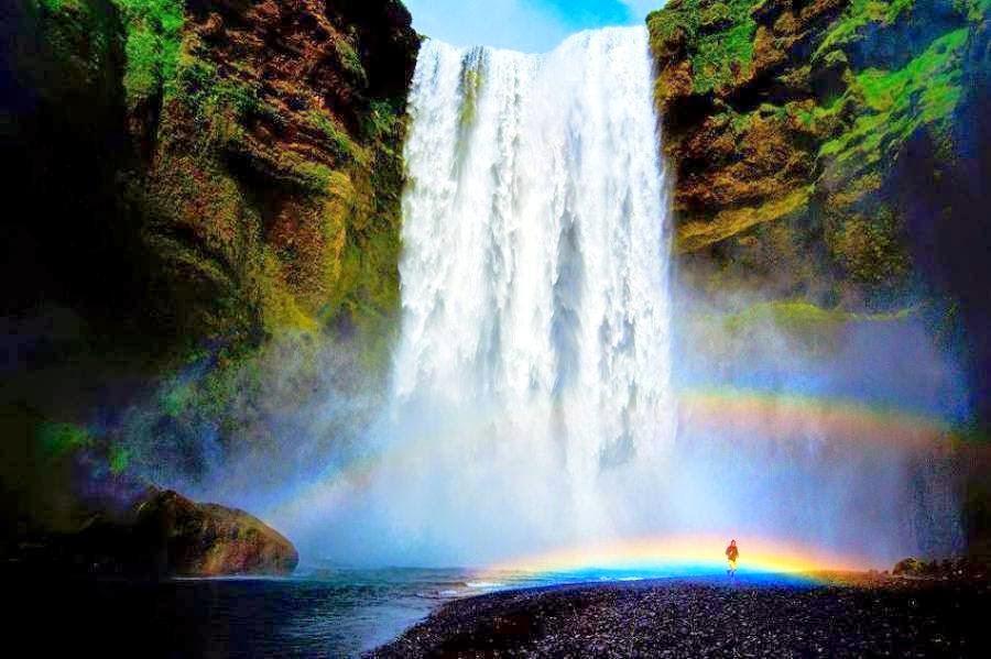 Keindahan Alam Semulajadi - Air Terjun