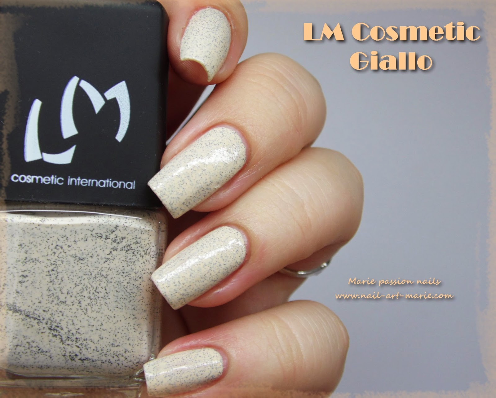 LM Cosmetic Giallo1