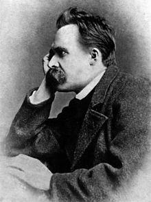 Friedrich Wilheim Nietzsche, 1882.