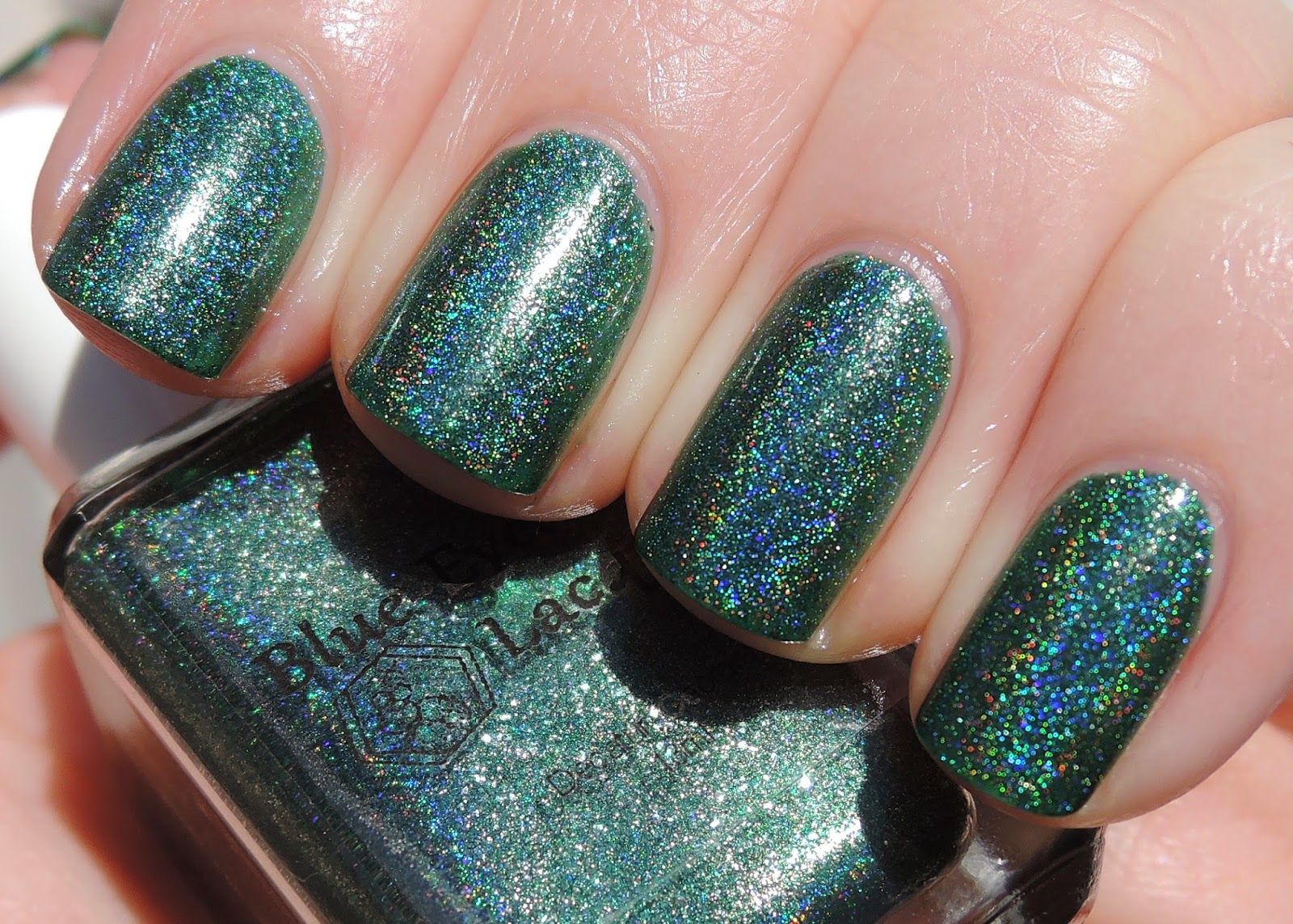 Blue-Eyed Girl Lacquer Mickey Smith. Defending the Earth