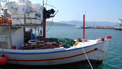 Dookoła Lesbos - cz. I/Round the Lesvos island - part I