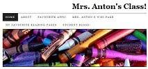 My Classroom Blog!
