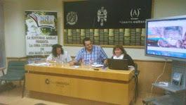 PRESENTACIÓN EN GRANADA - 9 DE MAYO 2014 -