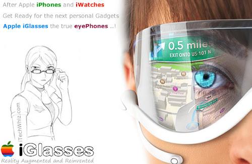 Apple iGlasses Release Date