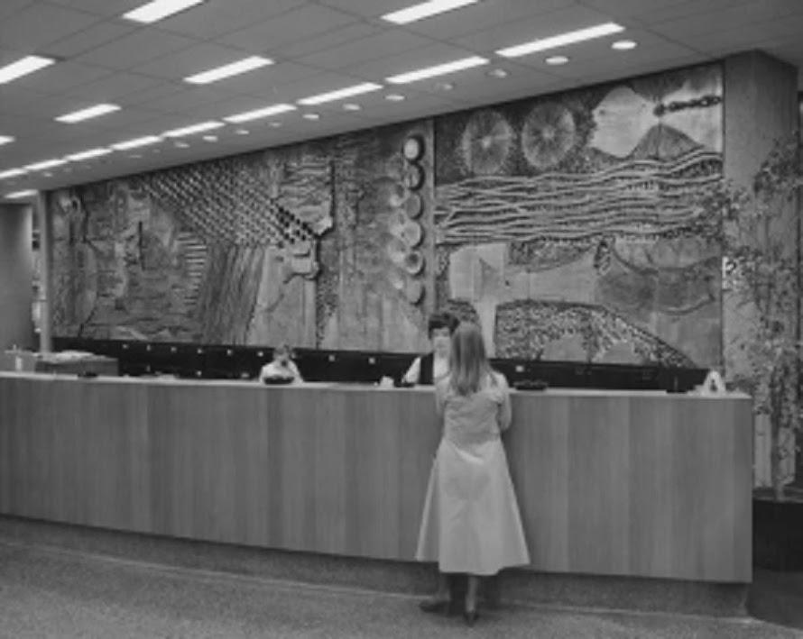 BANQUE DE MONTRÉAL 1970