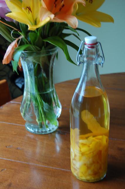 The Limoncello Experiment (parte uno) | www.kettlercuisine.com