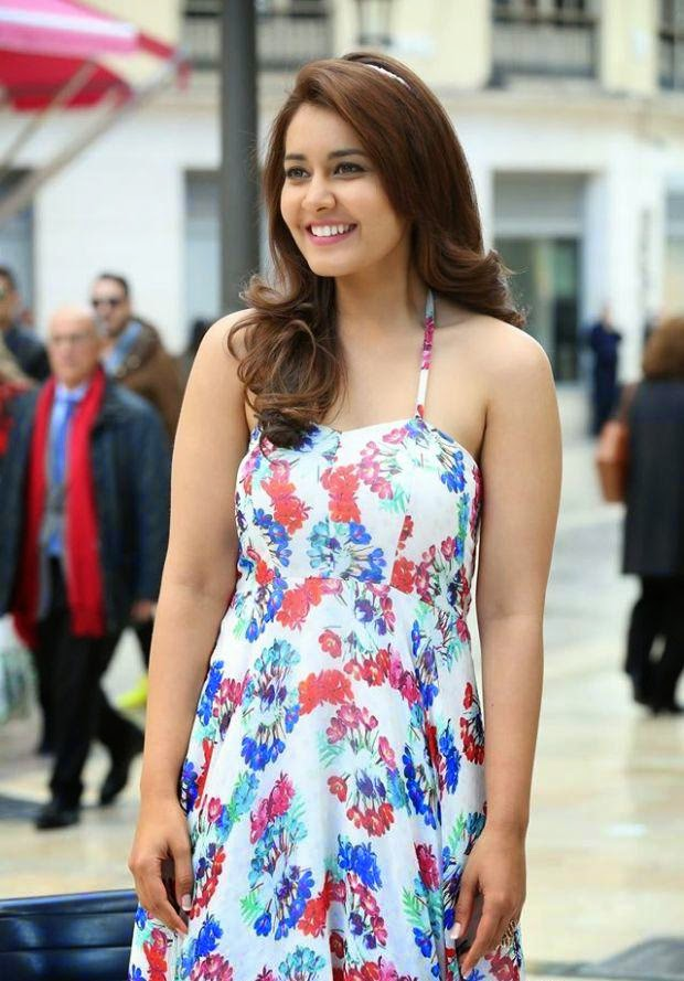 Rashi Khanna latest hot photos from Jill Movie