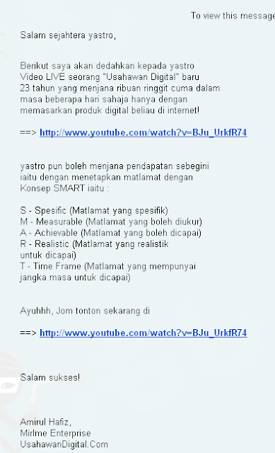 Remaja 23thn Jana Pendapatan lebih 100K di Internet?