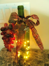 OUR LIGHTED WINE BOTTLES $24