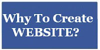 Why to create website? who should create website?