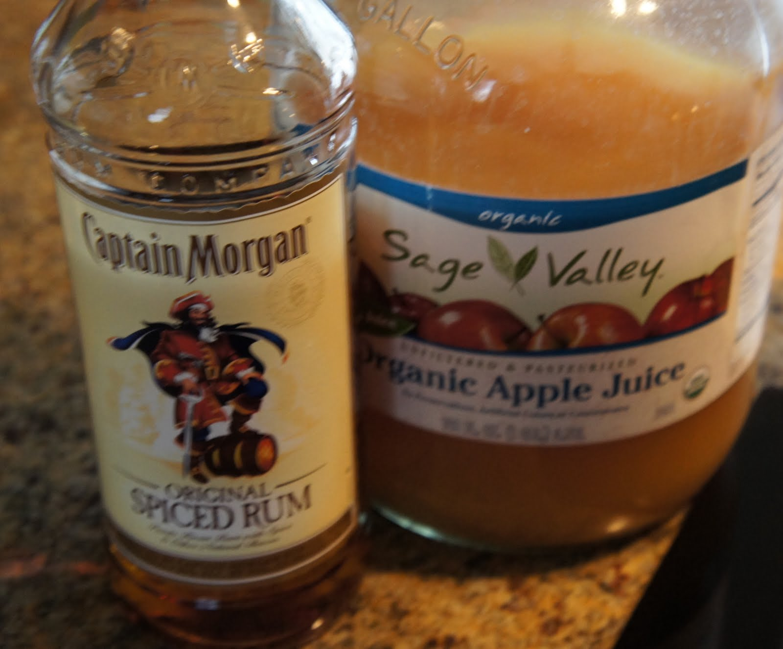 Montana Spiked Apple Cider | Mrs. Maki Cooks~The Simple Kitchen