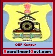 OEF (Ordnance Equipment Factory) Logo