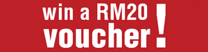 WIN RM20 Voucher from Mode Malaysia X-over FoodPanda