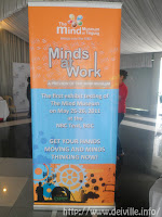 NBC Tent: Minds at Work - The Mind Museum's 1st Exhibit Testing May 26, 2011 2