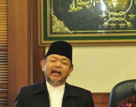 KH. Ali Mustafa Ya'qub: Aneh, Ada Wahabi Indonesia Yang Gugat NU Soal Tawassul