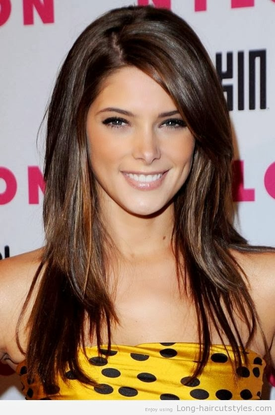 2015 long hairstyles,2015 long straight hairstyles,2015 long brunette ...
