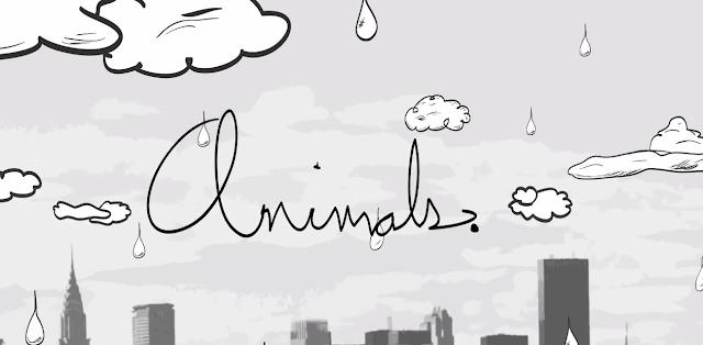 imagen opening de la nueva serie de animacion Animals de HBO