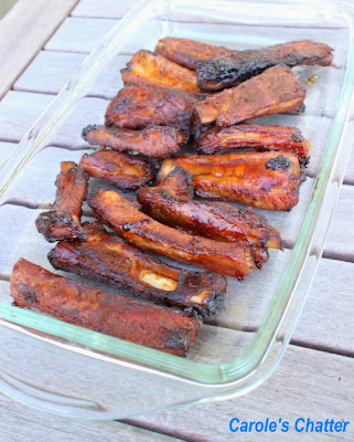 Spare Ribs by Carole's Chatter