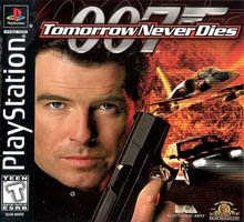 007 - Tomorrow Never Dies - PS1 - ISOs Download