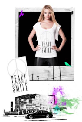 Alternative 7 Peace Smile tee