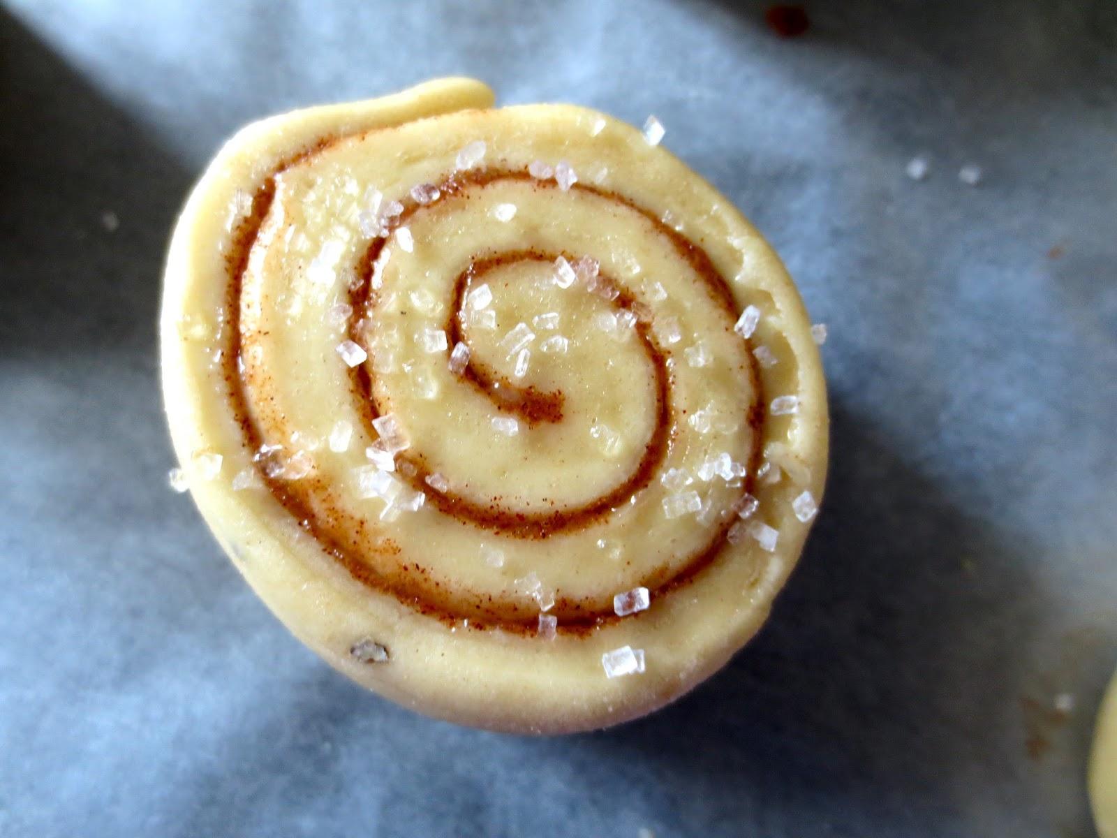 Kanelbullar / Swedish Cinnamon Buns (from Call Me Cupcake )