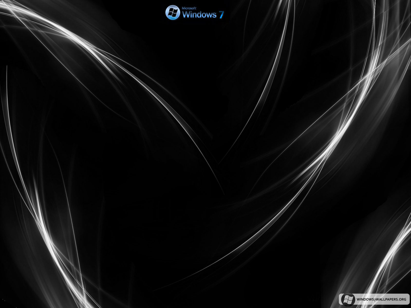 Windows 7 hd wallpapers d hd wallpapers - Black abstract background ...