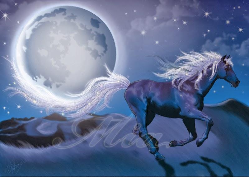 символ лошадь