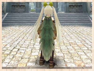 緑竜の外套