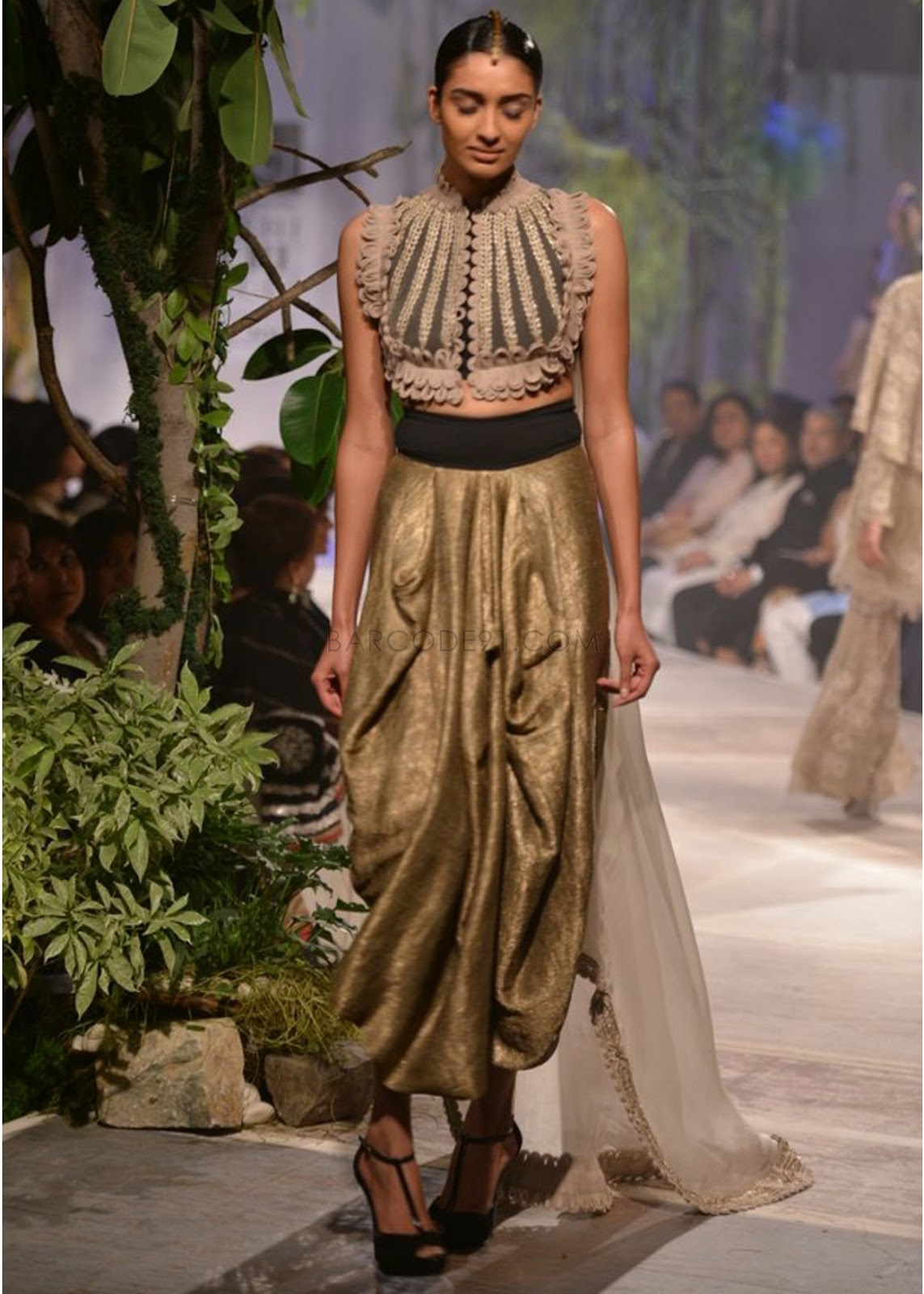 Collection at pcj delhi couture