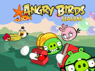 Angry Birds Seasons para iPad