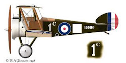 Sopwith Camel escala 1:3