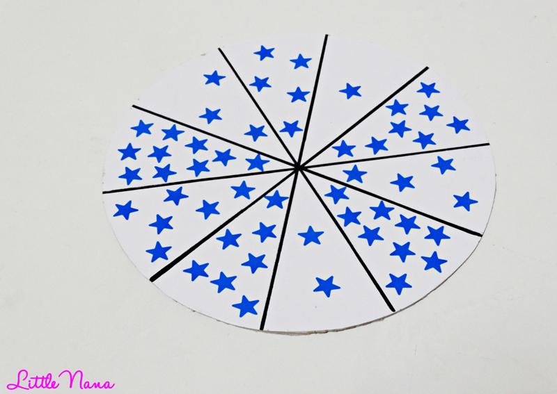 Recurso educativo rueda matematicas