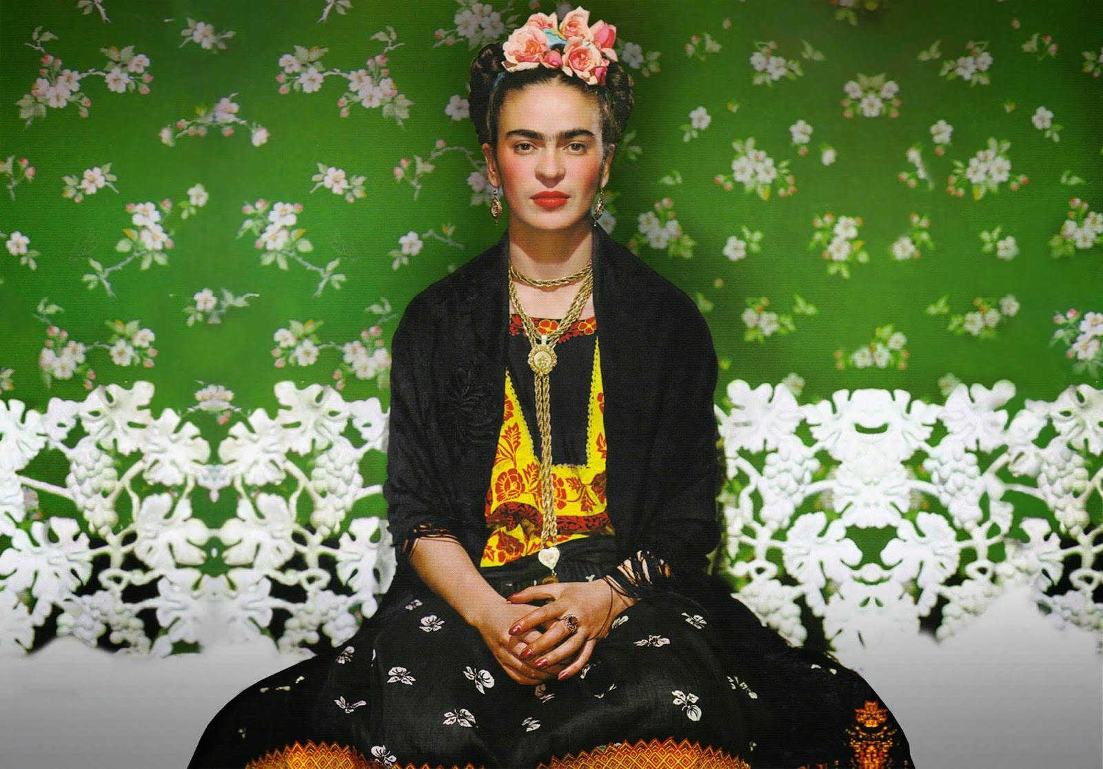 Recrean Jardín de Frida Kahlo en NY