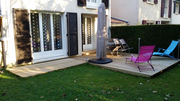 terrasse en bois moderne,terrasse en bois durable,terrasse en bois