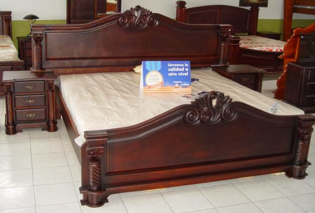 Elegancia con muebles de madera muebles y m s for Tipos de muebles de madera