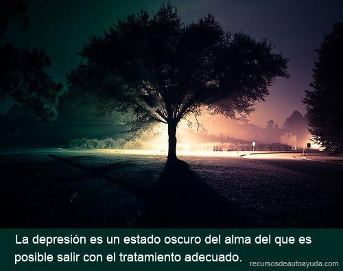 La depresión clínica