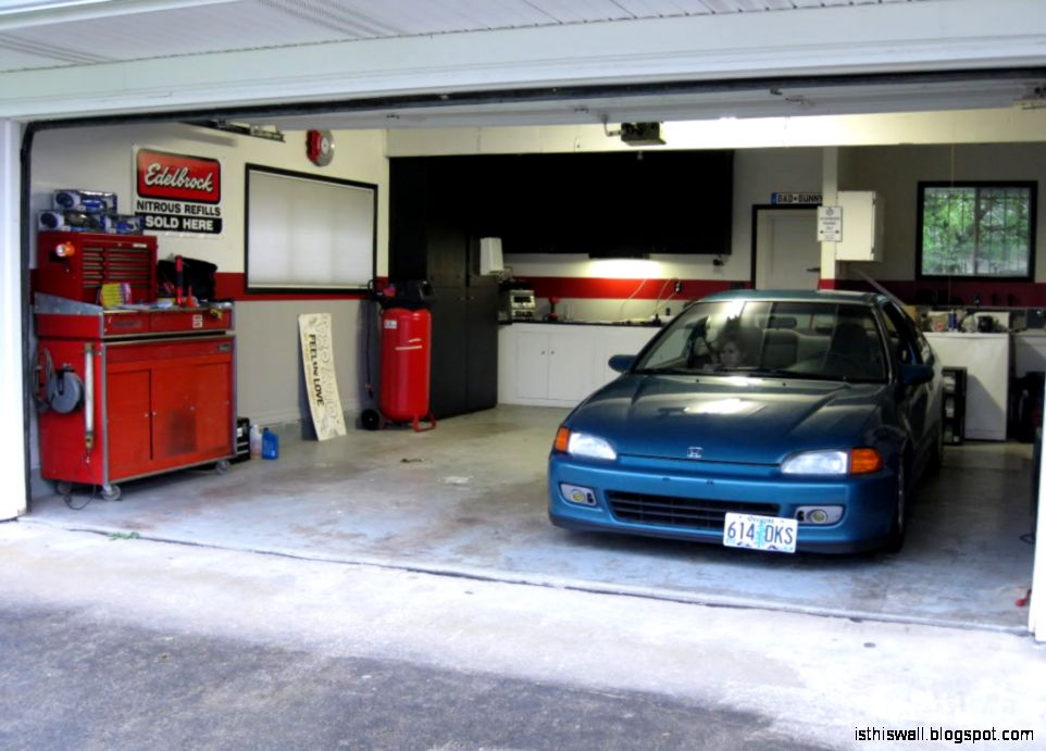 Home garage designs this wallpapers for Cool car garage ideas