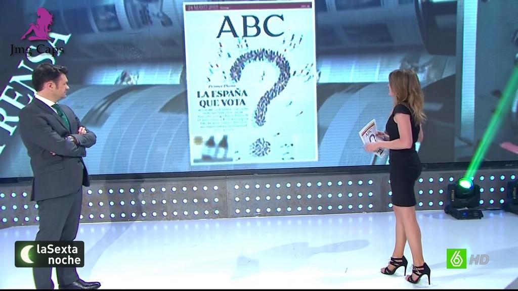ANDREA ROPERO, LA SEXTA NOCHE (23.05.15)