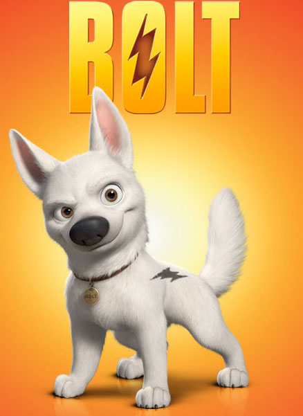Disney animal dog bolt characters pictures