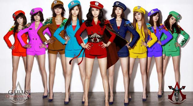 22811-Extraordinary Girls Generation SNSD HD Wallpaperz