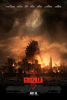 Godzilla (2014) Hollywood Movie Bluray HD