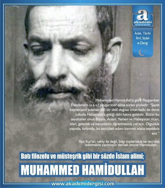 Muhammed Hamidullah kimdir?