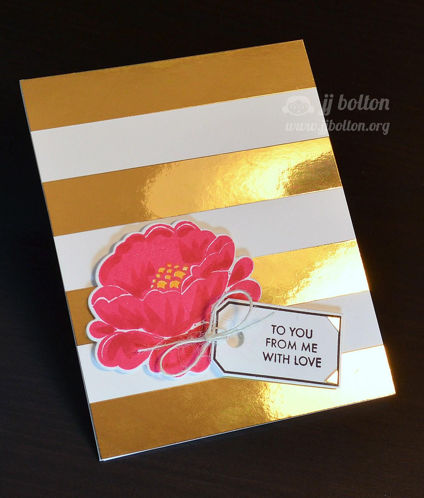Jj Bolton Handmade Cards Avery Elle Birthday Month Favorite