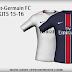 Paris Saint-Germain Nike 15/16 KIts HD *Apenas Shirts*